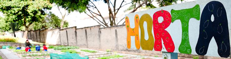 Horta / Atividades Ecológicas